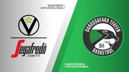 7Days EuroCup Highlights Top 16, Round 2: Virtus 83-72 Darussafaka