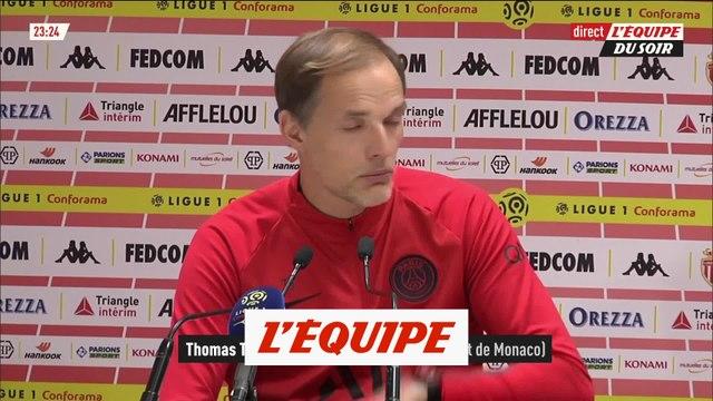 Tuchel n'a «aucun doute» pour les «Quatre fantastiques» - Foot - L1 - PSG