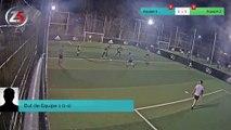 But de Equipe 1 (1-1)