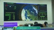 Satélite russo explode no espaço
