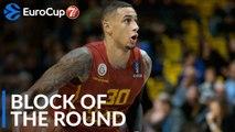 7DAYS EuroCup Block of the Round: Zach Auguste, Galatasaray Doga Sigorta Istanbul