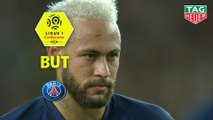 But NEYMAR JR (45ème +2 pen) / AS Monaco - Paris Saint-Germain - (1-4) - (ASM-PARIS) / 2019-20