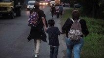Guatemala faces migration test with new Honduras caravan