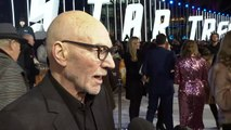 """Sir Patrick Stewart is """"Angry, disappointed & guilty"""""""