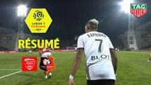 Nîmes Olympique - Stade Rennais FC (0-1)  - Résumé - (NIMES-SRFC) / 2019-20