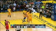 Chicago Bulls 113-95 Golden State Warriors