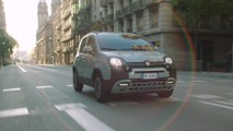 The Fiat Panda Hybrid with the new gasoline Mild Hybrid technology