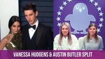 Vanessa Hudgens and Austin Butler Split After 9 Years