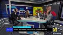 FOX Sports Radio: ¿De dónde viene el nuevo refuerzo del América?