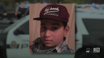 Memorial held for teen shot, killed by Tempe officer