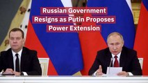 Vladimir Putin And The Russian Government