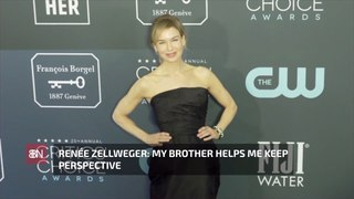 Renée Zellweger Has A Good Brother
