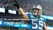 Luke Kuechly - a generational talent