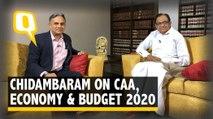 'BJP Thinks Hindutva Wins Polls, Not Economic Policies': Chidambaram