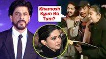 Shah Rukh Khan INSULTED By Protestors At Shaheen Bagh Delhi For His SILENCE On CAA/NRC