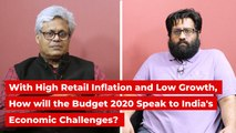 With High Retail Inflation and Slumping Growth, How will the Budget Speak to India's Economic Challenges