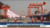 Jokowi Minta Pengusaha Muda Dilibatkan dalam Proyek BUMN