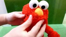 Fisher Price Sesame Street Many Kisses Elmo Review - Talking and Kissing Elmo