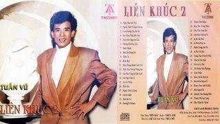 CD Nhạc Vàng Xưa LIÊN KHÚC TUẤN VŨ 2 Li�