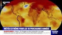 La température mondiale pourrait augmenter de 4 à 5°C d'ici la fin du siècle