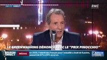 """Objectif Terre : Le greenwashing dénoncé avec le """"Prix Pinocchio"""" - 16/01"""