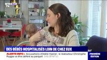 Urgences pédiatriques: des bébés hospitalisés loin de chez eux, faute de places