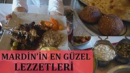 Mardin'in En Güzel Yemeklerini Tattık | Yediğim İçtiğim Sizin Olsun
