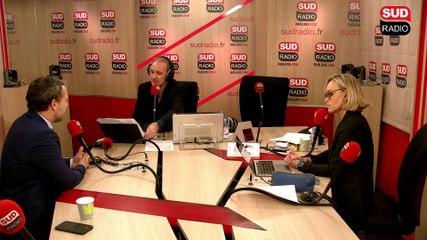 Adrien Taquet - Sud Radio jeudi 16 janvier 2020
