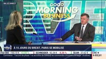 Augustin de Romanet (Paris Europlace) : À 15 jours du Brexit, Paris se mobilise - 16/01