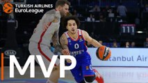 Turkish Airlines EuroLeague Regular Season Round 19 MVP: Shane Larkin, Anadolu Efes Istanbul
