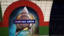 London underground station re-branded 'Picardilly' ahead of new 'Star Trek' series
