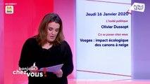 Invité : Olivier Dussopt - Bonjour chez vous ! (16/01/2020)