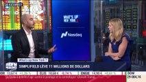 What's up New York: SimpliField lève 11 millions de dollars - 15/01