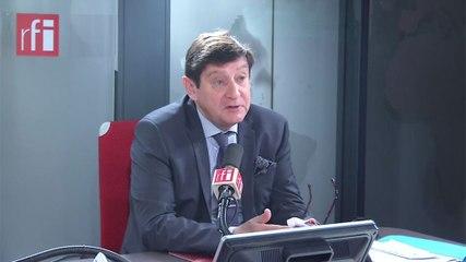 Patrick Kanner - RFI jeudi 16 janvier 2020
