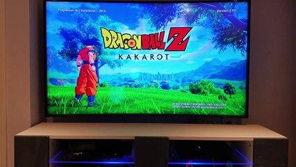 Test de DBZ Kakarot, nos premières minutes de jeu
