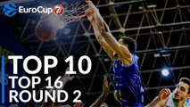 7DAYS EuroCup Top 16 Round 2 Top 10 Plays