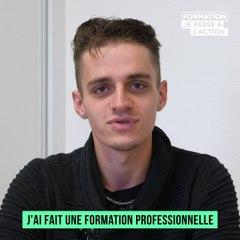 Mon histoire de formation  | Dimitri a pu se rendre en Italie pour se former au métier de menuisier