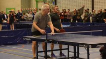 Championnats provinciaux namurois de tennis de table : les épreuves des doubles (6)