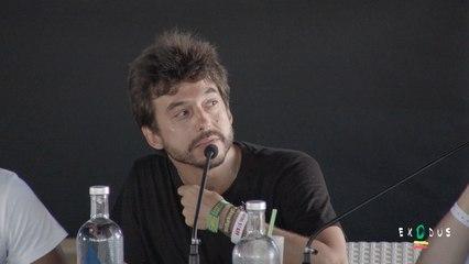 Frágil equilibrio | El premio Goya García López comenta su película en el Foro Social @ Rototom 2019