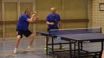 Championnats provinciaux namurois de tennis de table : les épreuves des doubles (7)