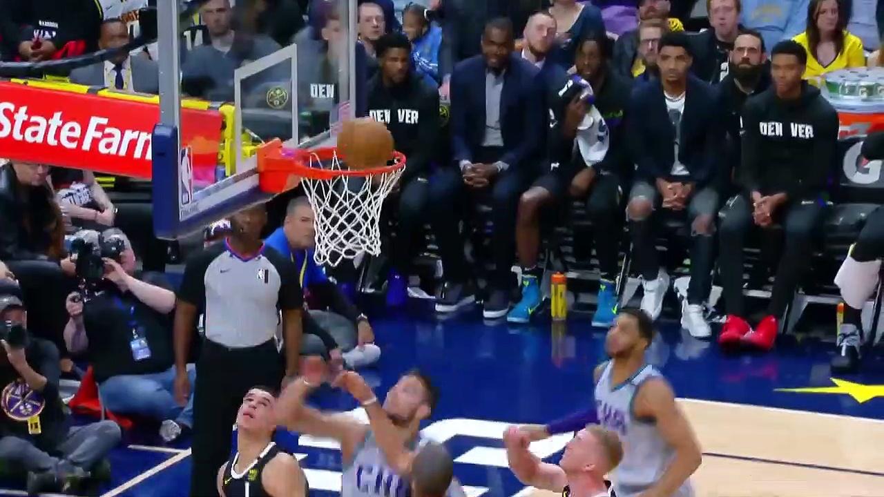 Charlotte Hornets 86 - 100 Denver Nuggets