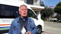 Datça'da, minibüslerde 65 yaş ve üzeri ücretsiz yolcu taşıma tartışması -2