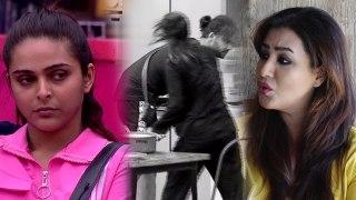 Bigg Boss 13: Madhurima Tuli पर फूटा Shilpa Shinde का गुस्सा, कही ये बात | FilmiBeat