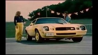 VÍDEO: Así fue el anuncio del Chevrolet Camaro de 1974, ¡menudo clasicazo!