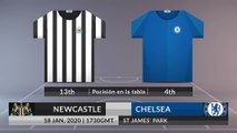 Match Preview: Newcastle vs Chelsea on 18/01/2020