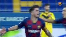 Le bijou d'un jeune du Barça B en D2 !