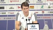 OL : Rudi Garcia soutient le malheureux Joachim Andersen