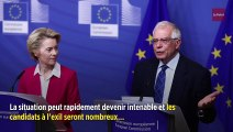 Le coup de blues du chef de la diplomatie européenne