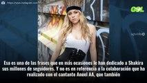 """""""¡Se le salen!"""". Shakira revienta la cremallera. Talla muy pequeña ¡y ocurre esto!"""