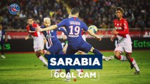 Goal Cam: Pablo Sarabia v Monaco